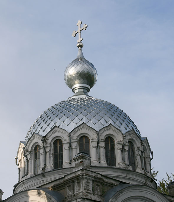 Вичуга , Церковь Воскресения Христова