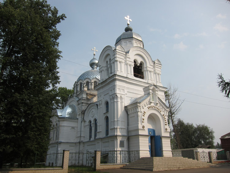 Воскресенская церковь. Фото 2010 г.