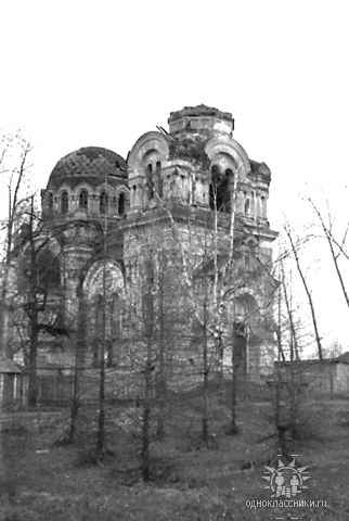 Храм - ориентиров. 1975 г