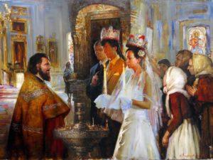 Венчание. Андрей Карташов